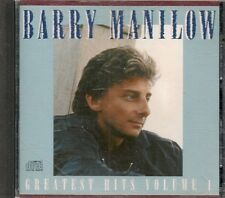 CD ALBUM 10 TITRES--BARRY MANILOW--GREATEST HITS VOL 1
