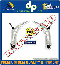 MEYLE FRONT CONTROL ARM Arms Ball Joint Joints SET for BMW E46 323i 325i 330i