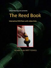The Reed Book DVD-Rom - Bagpipes