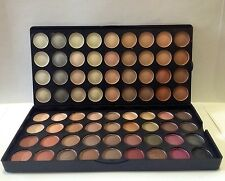 NEW 72 PROFESSIONAL MATTE/SHIMMER VIBRANT COLOURFUL NEUTRAL EYESHADOW PALETTE