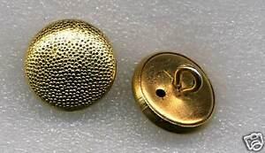 BOTTINI per l'uniforme tedesco generalità Golden tunic buttons Uniformknöpfe