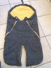 Dors Bien Protection Couverture Poussette Siège Auto Polaire Bébé