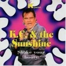 KC & The Sunshine Band Shake your booty (Kpoint) [CD]