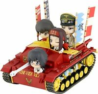 Pair-Dot Girls und Panzer StuG III Ausf.F Ending Ver. Friendly Game Figure NEW