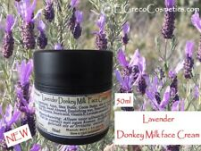 2-Pack Lavender Donkey Milk Face Cream 50ml