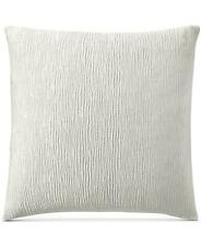 Hotel Collection Opalescent Cotton Euro Pillow Sham Oyster $135