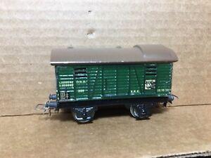 Marklin Diecast 310.2 Luggage Wagon 1950-51 - HO 00 Scale Germany