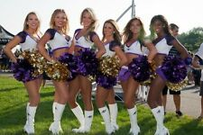 Baltimore Ravens Sexy Busty Blonde Hot NFL Cheerleaders 5 HQ Glossy 4 x 6 Photos