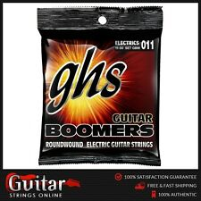 GHS GBM Boomers Medium Electric Guitar Strings 11-50 New