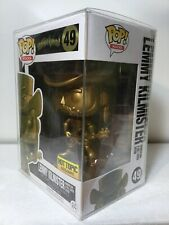 MIB Funko Pop! Rocks 49 Motorhead Lemmy Kilmister Hot Topic Exclusive