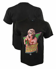 Authentic WWE 90's Ultimate Warrior T-Shirt Small Medium Large XL XXL