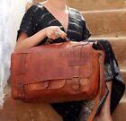 New Bag Leather Duffle Travel Men Gym Luggage Genuine S Overnight Men's Vintage