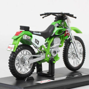 Maisto gift Kawasaki KLX250SR Enduro Bike Dirt Diecast Motorcycle Model Toy