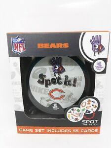 Spot It NFL Chicago Bears Edition By Master Pieces