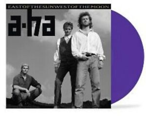 A-Ha - East of the Sun, West of the Moon - New Purple 180g Vinyl LP
