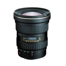 Tokina AT-X 14-20mm f/2 PRO DX Lens Canon EF Multi-Layer Anti-Reflection Coating