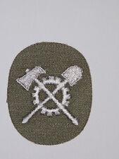 MdI Dienstlaufbahnabzeichen Kampfgruppe - Pioniere -