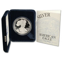 2001-W American Silver Eagle Proof