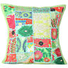 Throw Case Pillow Cushion Cover Decor Home Sofa Waist Cover Cotton Vintage Cover