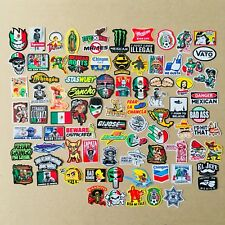 SUPER MEXICAN Hard Hat Stickers 82+ MEXICO HardHat Sticker & Decals, Helmet MX