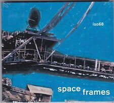 iso68 - Space Frames - CD (Brand New Sealed)