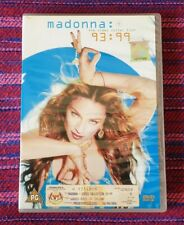 Madonna ~ The Video Collection ( Malaysia Press ) DVD