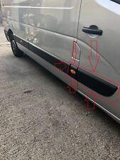 RENAULT MASTER III MK3 FRONT DOOR MOULDING STRIP SIDE RIGHT PANEL