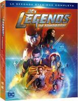 DC's Legends of Tomorrow - Stagione 2  - Cofanetto 4 Dvd - Nuovo Sigillato