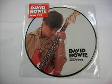 "DAVID BOWIE - BE MY WIFE - 7"" PICTURE DISC BRAND NEW 2017"