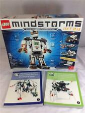 NEW LEGO Mindstorms NXT 2.0 Set 8547 Unofficial Inventor's Guide Discovery Book