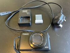 Canon PowerShot G7X Digital Camera - Includes Battery Charger & Extra Battery