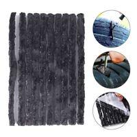 20x Car Bike Tyre Tubeless Seal Strip Plug Tire Puncture Repair Recovery Kit AU