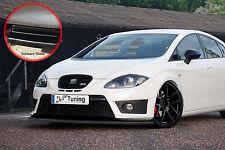 Spoilerschwert Frontspoiler für Seat Leo 1P Cupra R mit ABE schwarz glänzend