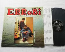 ERROBI Gure Lekukotasuna SPAIN g/f LP+Insert GUERSSEN (RE-2003) Basque prog folk