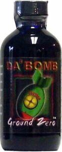 Da Bomb Ground Zero - Extremely Hot Chili Sauce