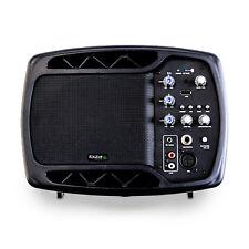 "IBIZA MS5-150 Aktivmonitor Box Speaker PA HIFI 13cm 5"" 150W Bluetooth USB NEU"