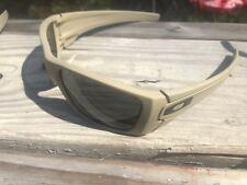 Desert Tan Cerakote Oakley Fuel Cell Polarized Lenses