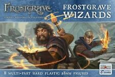 FGVP06 FROSTGRAVE WIZARDS  - FROSTGRAVE - FANTASY  - 28MM - SHIPPING NOW