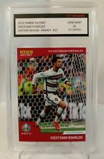 CRISTIANO RONALDO #12- UEFA EURO 2020™ PANINI INSTANT-GRADED- SOCCER CARD
