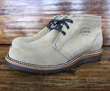 Unworn Mens Chippewa Original Chukka Work Boots Size 8 E USA Made