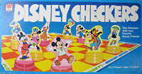 Walt Disney Checkers 1977 Whitman Board Game 100% Complete VGC Vintage