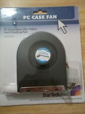 PC Expansion Slot Video Card Cooling Fan