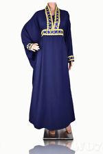 Vêtements traditionnels bleus en polyester