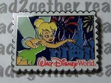 Disney Pin WDW Deluxe Starter Walt Disney World Postcards Tinker Bell