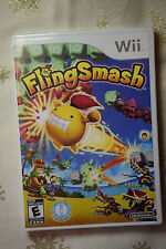 FlingSmash (Nintendo Wii, 2010) BRAND NEW Factory Sealed FREE SHIPPING!