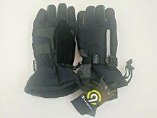 C9 Men Ski Gloves WaterProof Reflective Zipper Pocket DuoDry  Champion L/XL