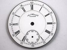 Waltham Am. Watch Co.Vintage Montgomery Watch Dial Pocket Watches White 45.87mm