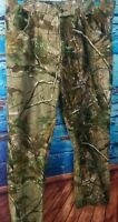 Hunter mens denim size 40 camouflage pants 100% cotton outdoor