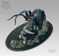 Sideshow Weta SHELOB Polystone Statue Lord of the Rings LotR Hobbit Frodo