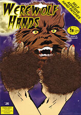 Licantropo mano #patches Halloween MONSTER WOLFMAN HORROR FANCY DRESS